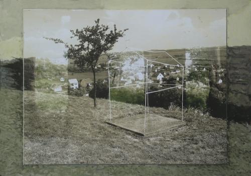Géza Németh -  Tabernákulum - artGaléria