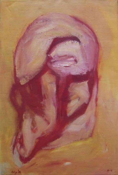 Nagy Ákos Zsolt - Fehér fej - artGaléria