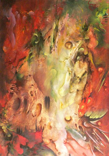 Novák Dorottya - Heaven and Hell - artGaléria