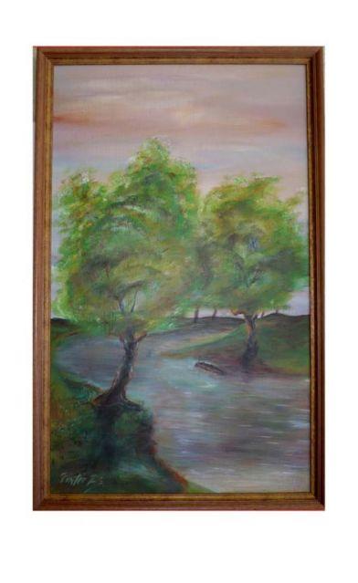 Pintér Zsolt - Vízpart - artGaléria