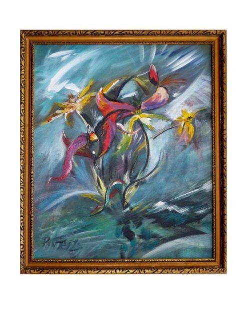 Pintér Zsolt - Virágok - artGaléria