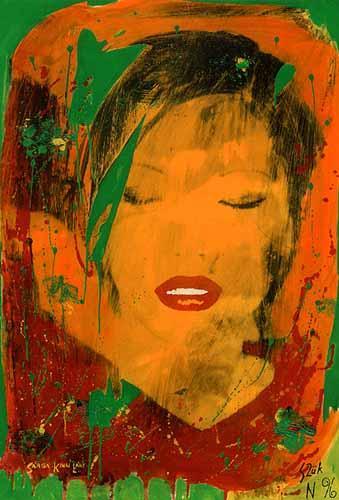 Ed Narrow's -  Kínai lány - artGaléria