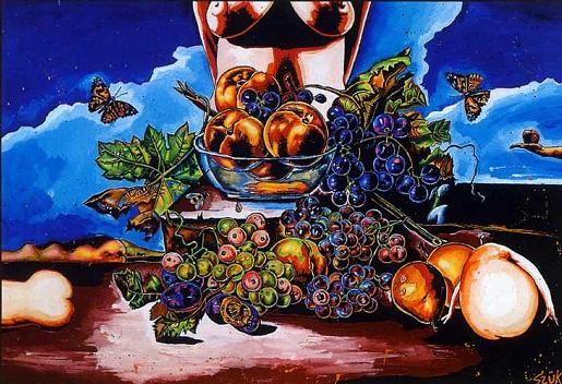 Ed Narrow's -  Csend-Élet-Kép - artGaléria